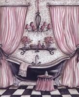 Fanciful Bathroom I Fine-Art Print