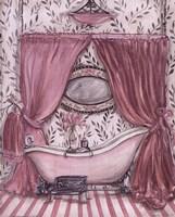 Fanciful Bathroom II Fine-Art Print
