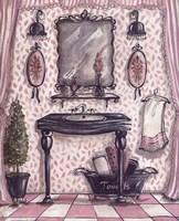 Fanciful Bathroom III Fine-Art Print