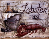 Fisherman's Catch I Fine-Art Print