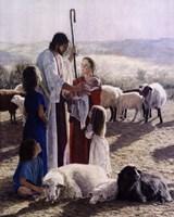 My Shepherd Fine-Art Print