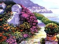 Near Amalfi Fine-Art Print