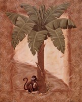 Monkey Palm II Fine-Art Print