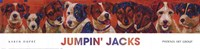 Jumpin' Jacks Fine-Art Print