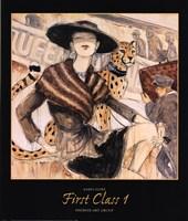 First Class 1 Fine-Art Print