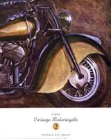 Vintage Motorcycle 2 Fine-Art Print
