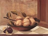 Tuscan Fruit Bowl II Fine-Art Print