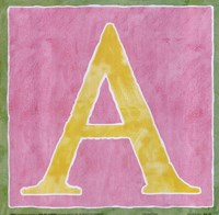 Pink Background Fine-Art Print