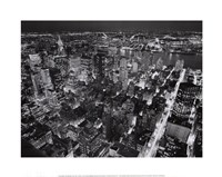 Empire State Building, East View Fine-Art Print