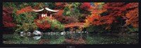 Daigo Shrine, Kyoto, Japan Fine-Art Print