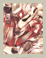 Satin Shoes Fine-Art Print