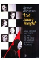 Seventh Seal Wall Poster