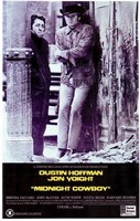 Midnight Cowboy - Dustin Hoffman Wall Poster