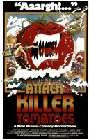 Attack of the Killer Tomatoes Fine-Art Print