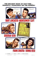 from Here to Eternity - characters Wall Poster