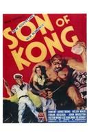 Son of Kong Wall Poster