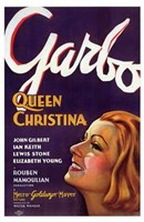 Queen Christina By Metro Goldwyn Mayer Wall Poster