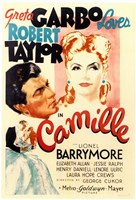 Camille Greta Garbo Loves Robert Taylor Wall Poster