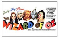 The Wizard of Oz Horizontal Wall Poster