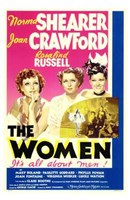 The Women - It's all about men! Wall Poster