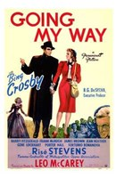 Going My Way Wall Poster