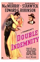 Double Indemnity Fine-Art Print