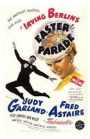 Easter Parade Wall Poster