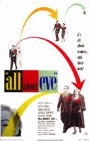 All About Eve Bette Davis Fine-Art Print