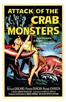 Attack of the Crab Monsters Fine-Art Print