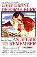 Affair to Remember Wall Poster