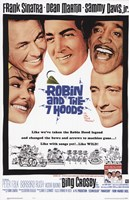 Robin and the 7 Hoods Wall Poster