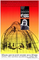 Planet of the Apes Cave Wall Poster