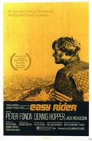 Easy Rider A Man Went Looking for America Fine-Art Print