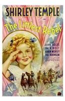 The Littlest Rebel Wall Poster