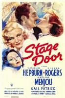 Stage Door Wall Poster