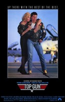 Top Gun Tom Cruise Wall Poster