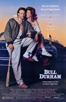 Bull Durham Kevin Costner Wall Poster