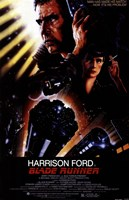 Blade Runner Harrison Ford Wall Poster