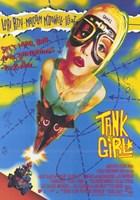 Tank Girl Lori Petty Wall Poster