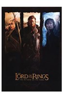 Lord of the Rings: Return of the King Legolas Aragorn Frodo Fine-Art Print