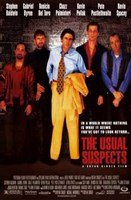 The Usual Suspects Wall Poster