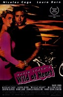 Wild At Heart Wall Poster