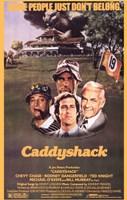 Caddyshack - Some people just don't belong Fine-Art Print