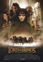 Lord of the Rings: Fellowship of the Ring Vertical Fine-Art Print