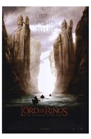 Lord of the Rings: Fellowship of the Ring The Legend Comes to Life Fine-Art Print