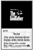 The Godfather Logo Wall Poster