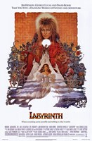 Labyrinth Wall Poster