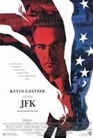 Jfk Wall Poster