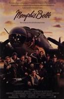 Memphis Belle Wall Poster