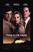 Tequila Sunrise Wall Poster